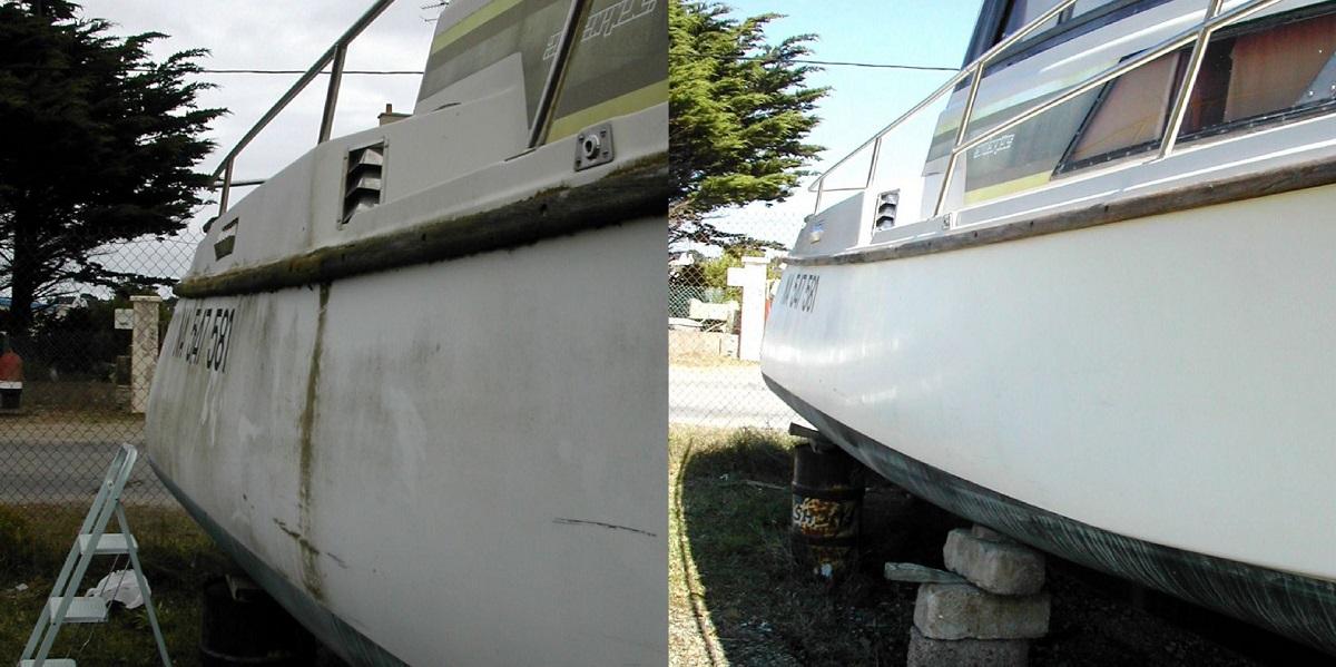 Boot schoonmaken1